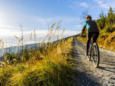 Ob Schotter, Aspahltstrasse oder Waldweg - mit Blobber kommen Sie entspannt ans Ziel